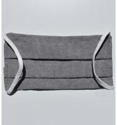 Mascarilla protectora color gris