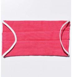 Mascarilla protectora rosa Fucsia
