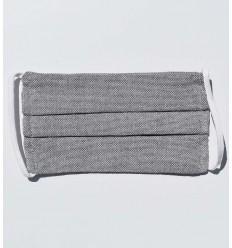 Mascarilla protectora para niños gris