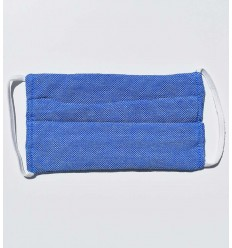 Mascarilla protectora para niños azul