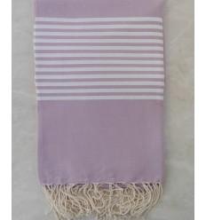 toalla de playa gigante Púrpura de Perkin
