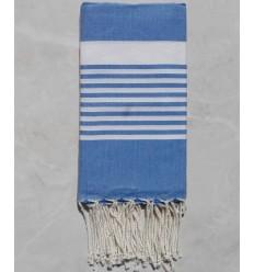 toalla de playa arturo azul real