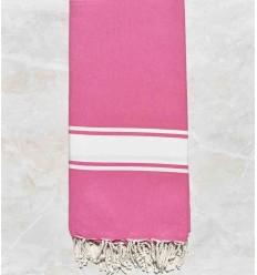 Toalla de playa Gigante rosa