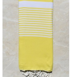 Toalla de playa gigante amarillo 2m*3m