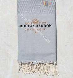 Fouta bordado Moët & Chandon