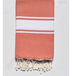 toalla de playa ladrillo