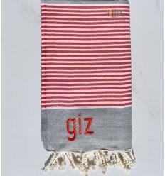 Fouta personalizada GIZ