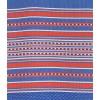 toalla de playa arabesco Azul cerúleo